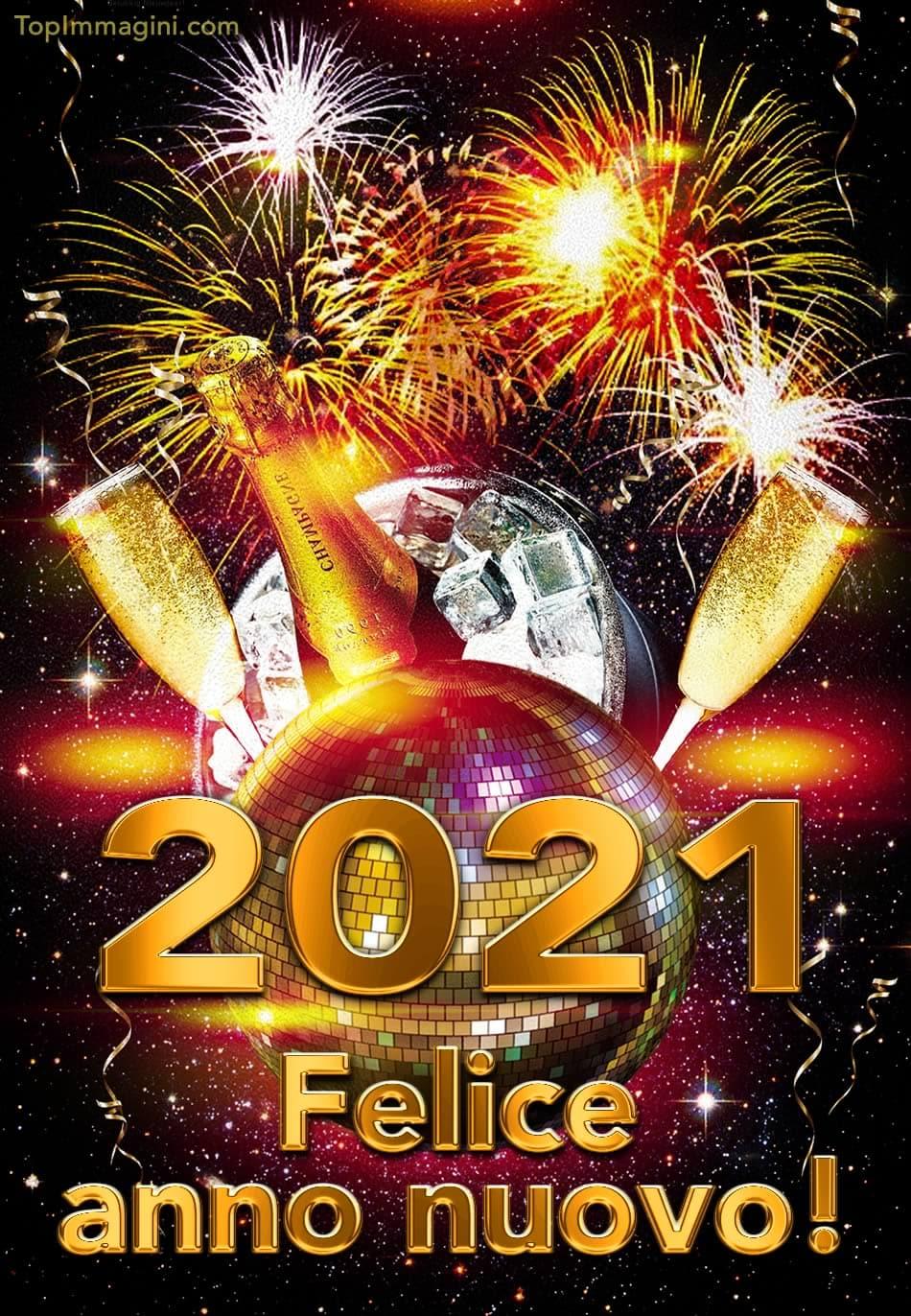2021 Felice anno nuovo!