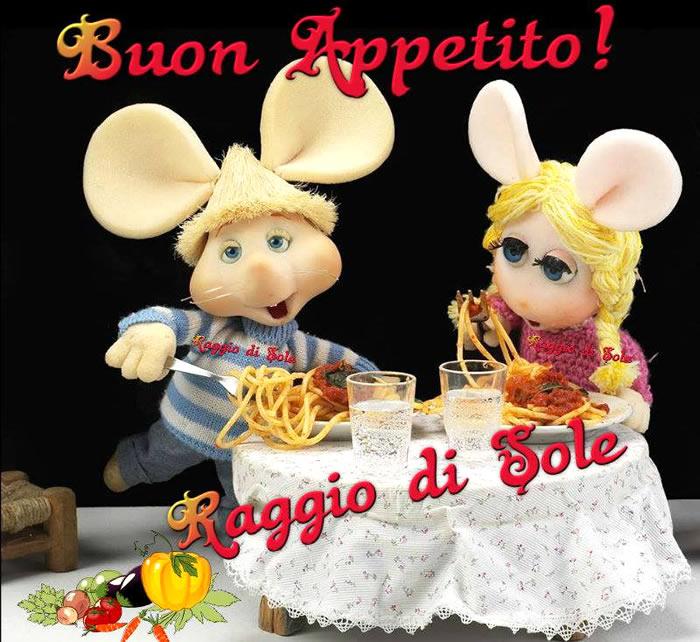 Popolare Buon Appetito immagini e fotos gratis per Facebook - TopImmagini MR06