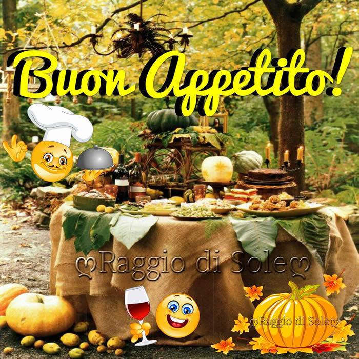 Buon Appetito immagini e fotos gratis per Facebook - TopImmagini