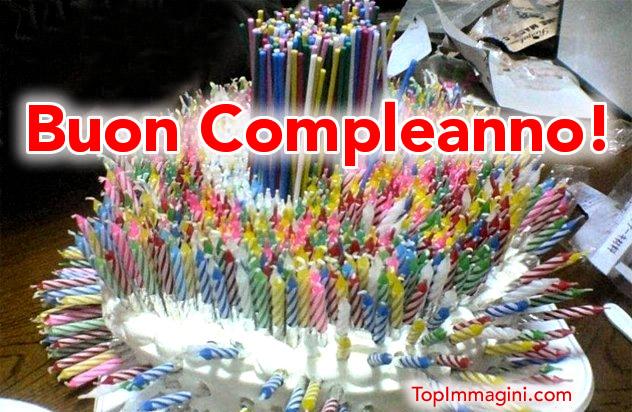 Buon Compleanno Divertenti immagine 2