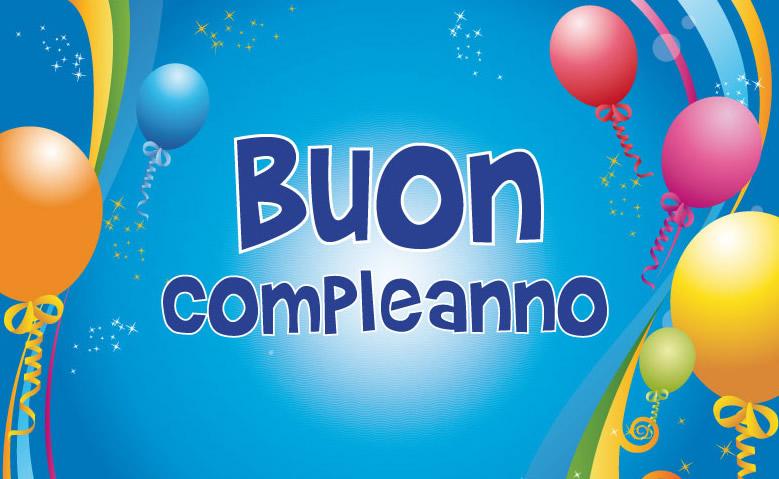 Popolare Buon Compleanno immagini e fotos gratis per Facebook - TopImmagini EY82