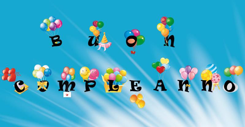 Buon Compleanno 7