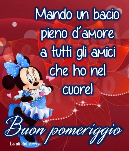 Populaire Buon Pomeriggio immagini e fotos gratis per Facebook - TopImmagini  EK15