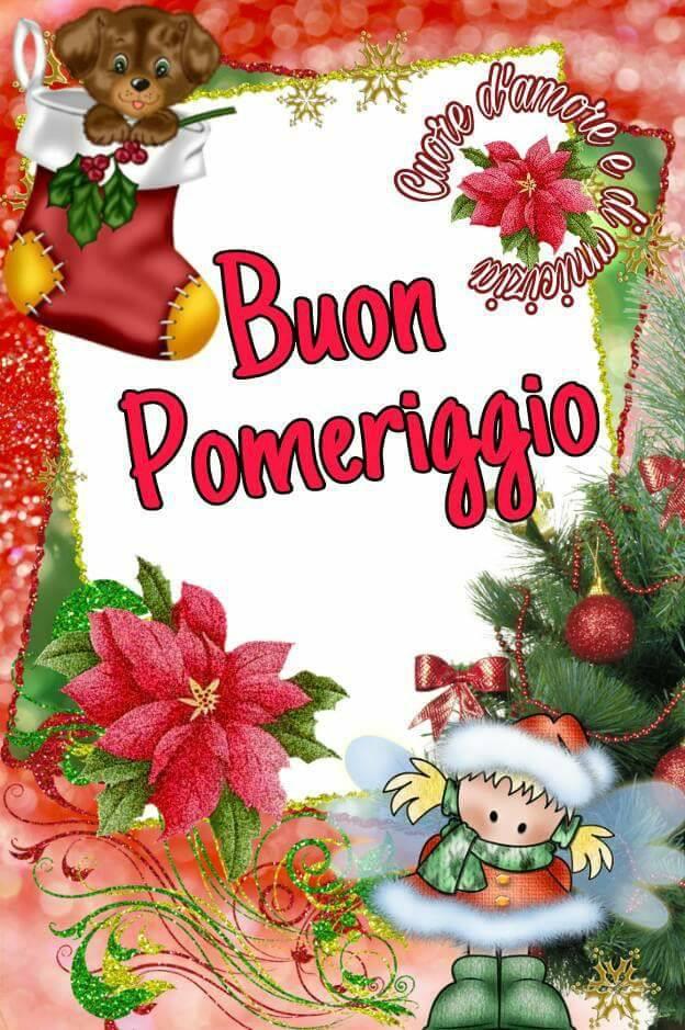 Préférence Buon Pomeriggio immagini e fotos gratis per Facebook - TopImmagini WI23