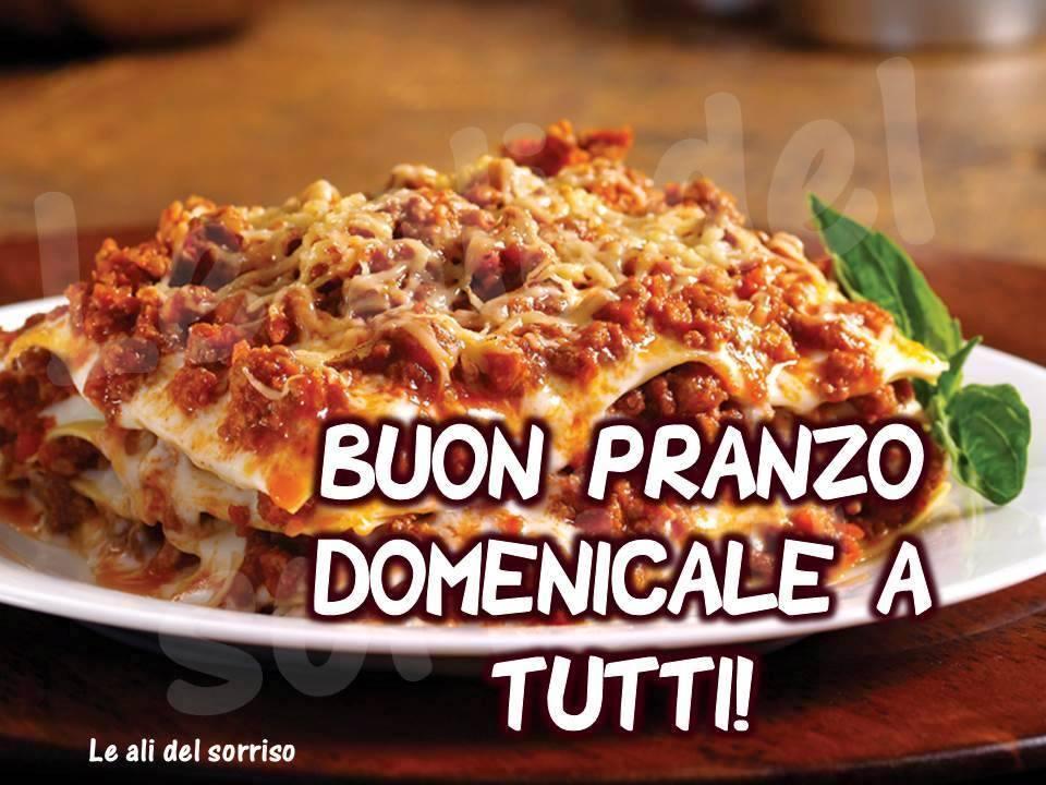Famoso Buon Pranzo Domenicale immagini e fotos gratis per Facebook  TF65