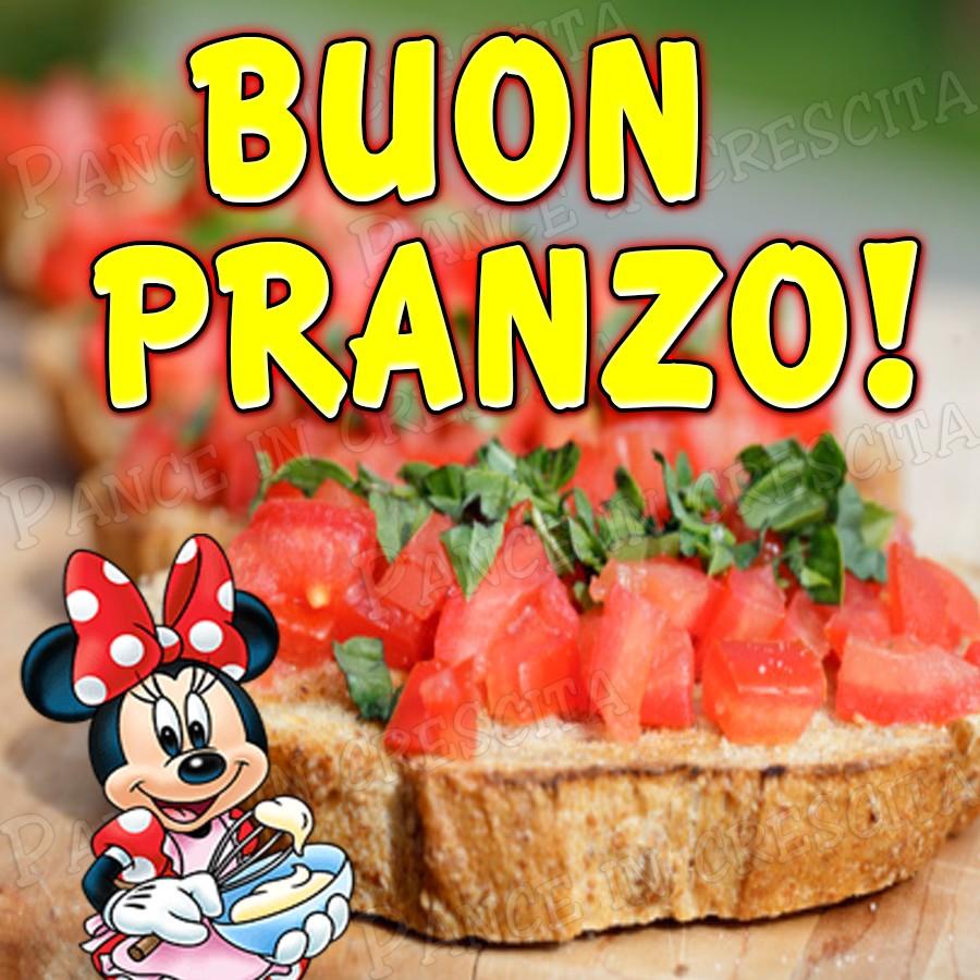Bien-aimé Buon Pranzo immagini e fotos gratis per Facebook - TopImmagini  PB29