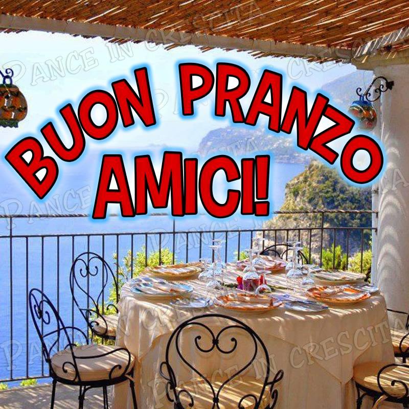 Estremamente Buon Pranzo immagini e fotos gratis per Facebook - TopImmagini  IM59
