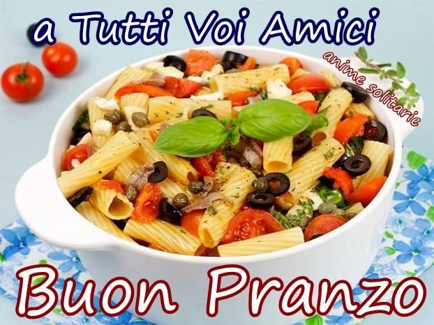Famoso Buon Pranzo immagini e fotos gratis per Facebook - TopImmagini  VP41