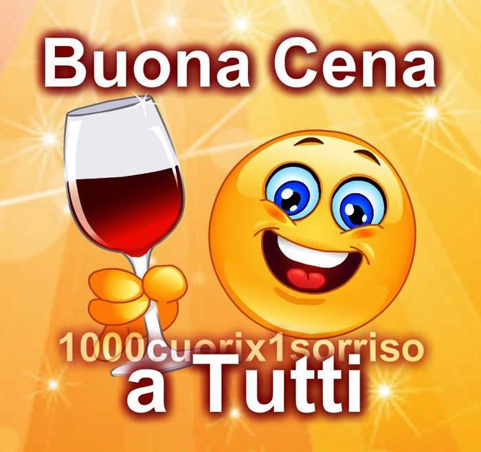 Buona Cena a Tutti