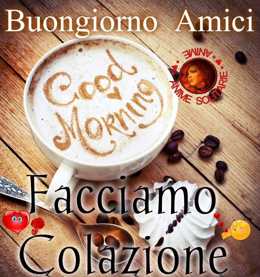 Buona colazione immagini e fotos gratis per facebook for Foto buongiorno amici