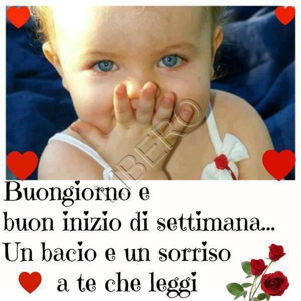 Bien connu Buon Inizio Settimana immagine #3033 - TopImmagini RC86