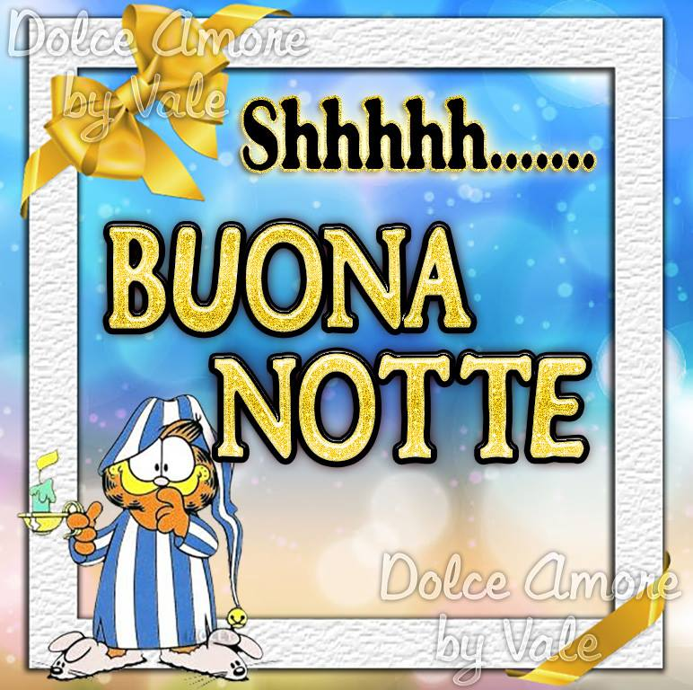 Shhhh.... Buone Notte