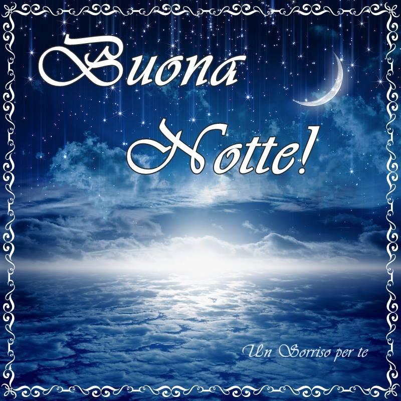 Buona Notte!