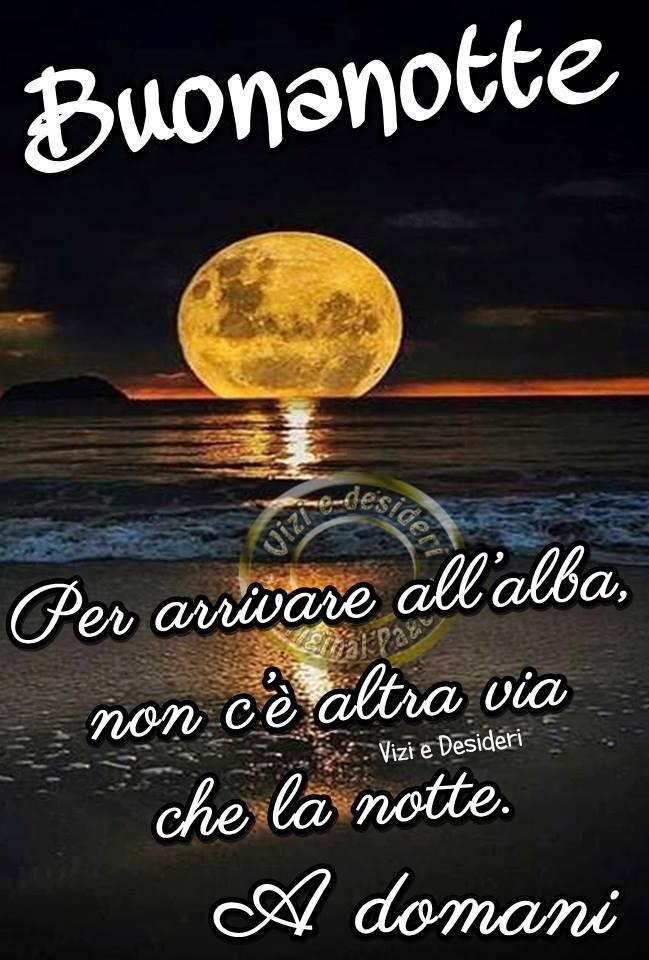 Buonanotte a domani - Italian - mymemory.translated.net