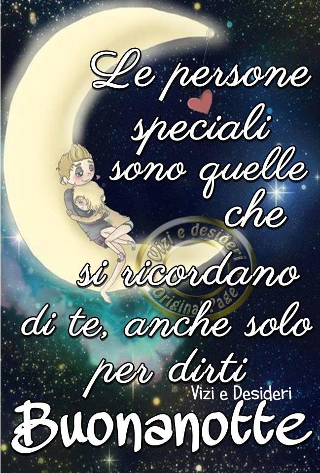 Le persone speciali sono quelle...