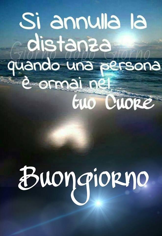 Si Annulla La Distanza Quando Una Persona è Ormai Nel Tuo
