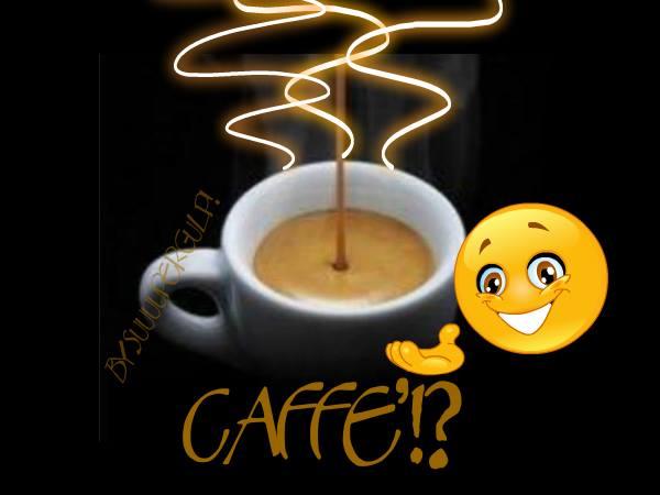 Caffè!?