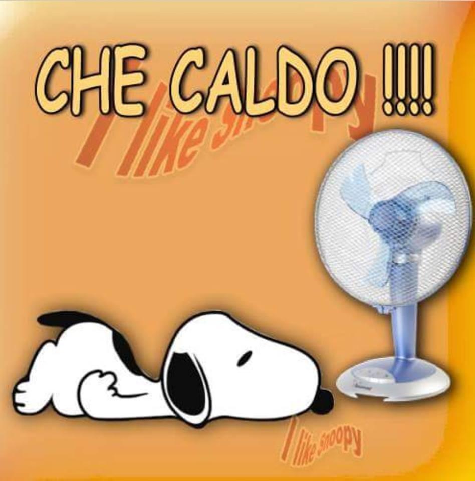 Che Caldo !!!