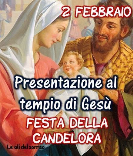2 Febbraio, Festa della Candelora