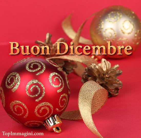 Buon Dicembre