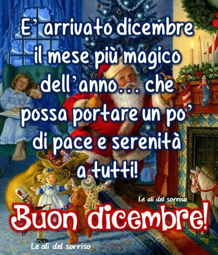 Buon dicembre!