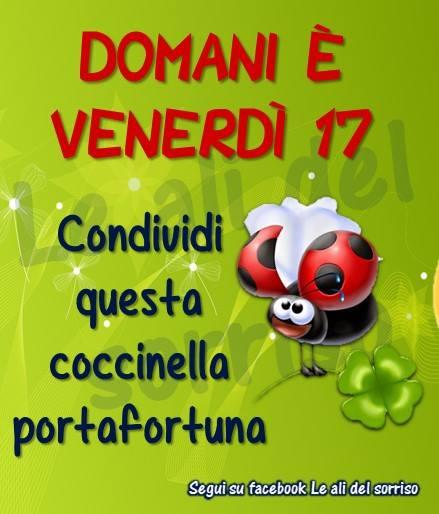 Domani E Venerdi 17 Immagini