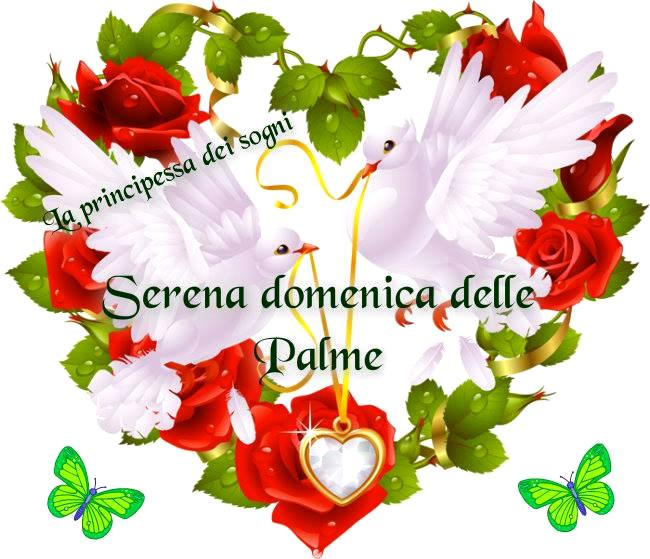 Serena domenica delle Palme