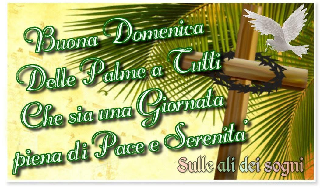 Buona Domenica delle Palme a...