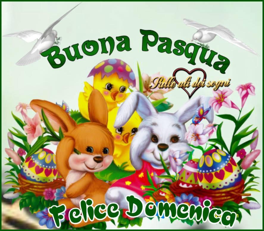 Buona Pasqua, Felice Domenica