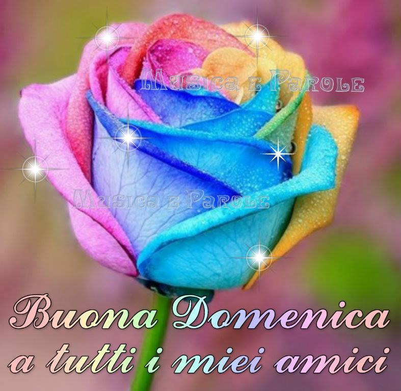 Buona Domenica A Tutti I Miei Amici Domenica Immagine 586
