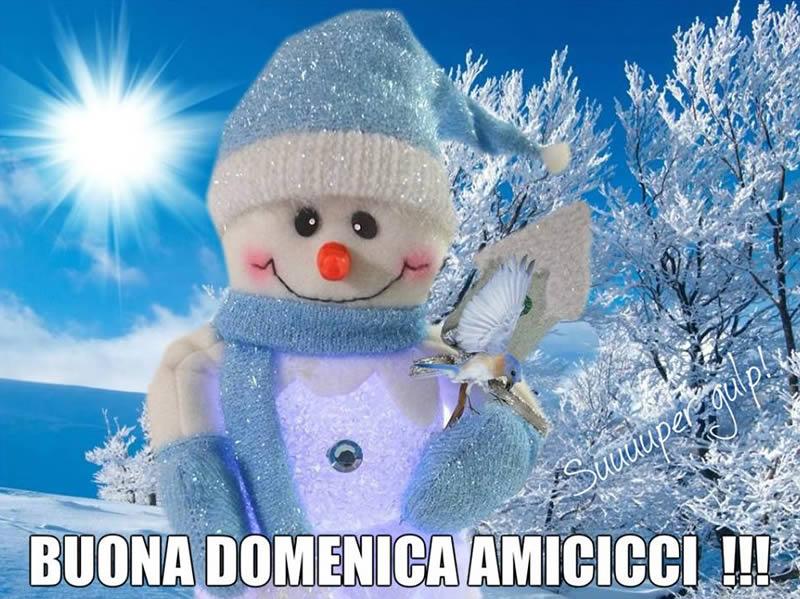 Buona Domenia Amicicci !!!