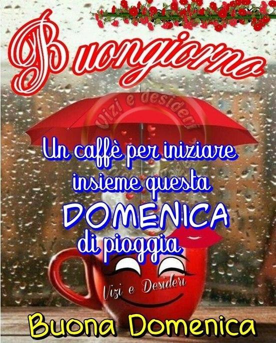 Buongiorno Un caffè per...
