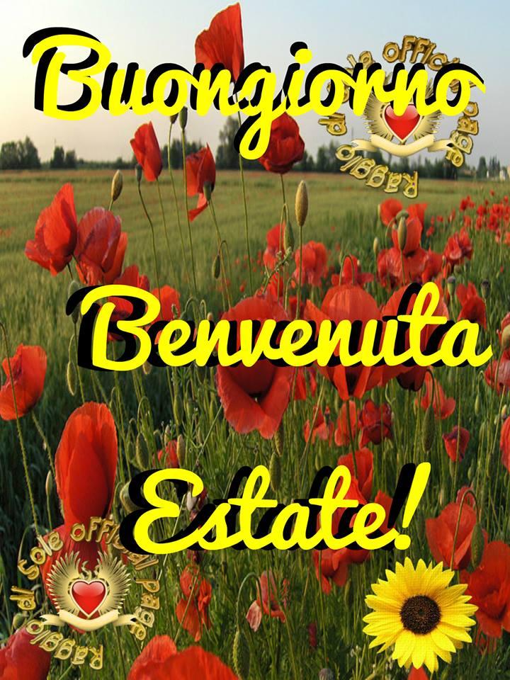 Buongiorno Benvenuta Estate Immagine 2061 Topimmagini