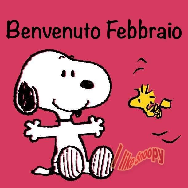 Benvenuto Febbraio