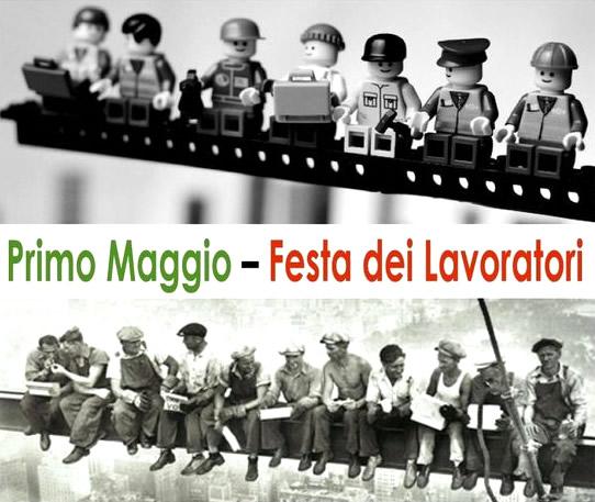 Primo Maggio - Festa dei lavoratori
