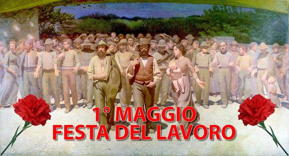 1º Maggio - Festa del Lavoro