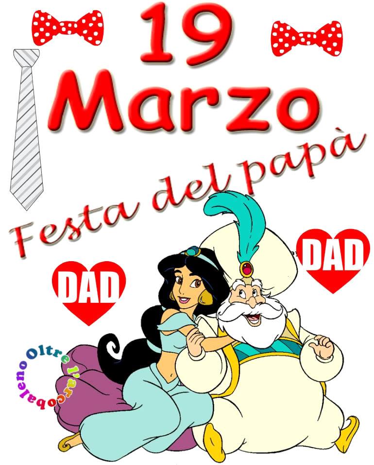 19 Marzo - Festa del papà