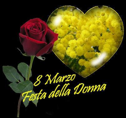 Buon 8 Marzo, Festa della Donna