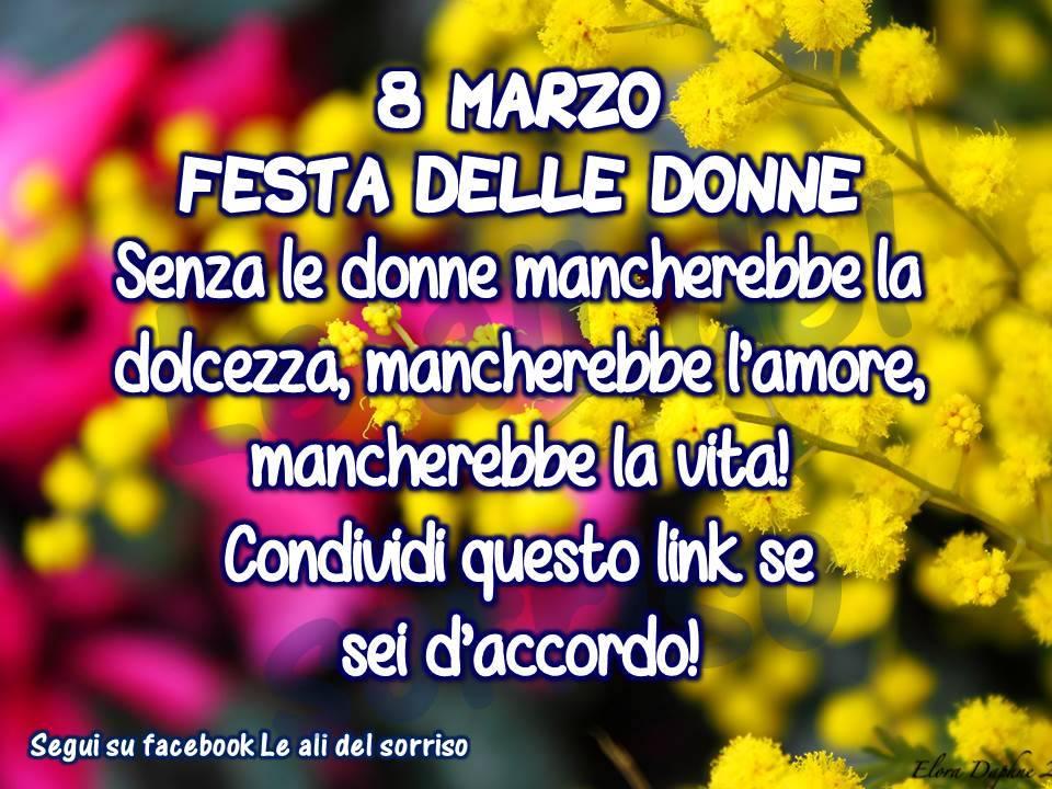 8 Marzo, Festa delle Donne