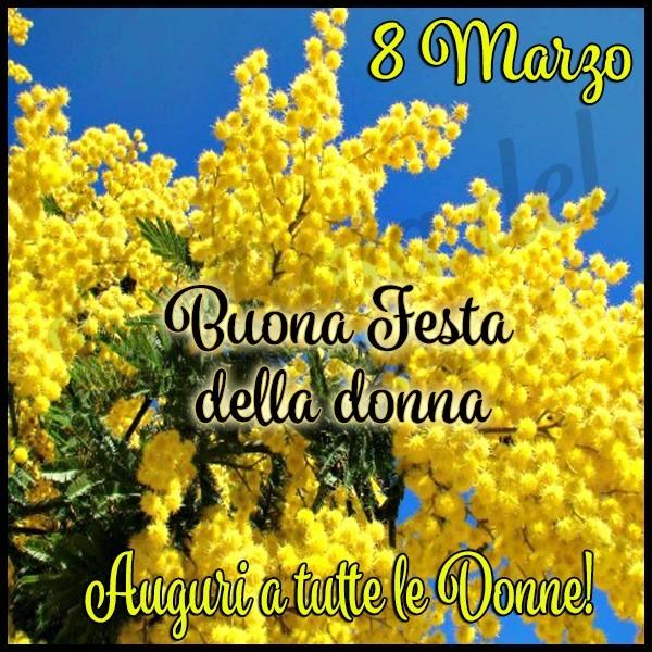 8 Marzo, Buona Festa della donna