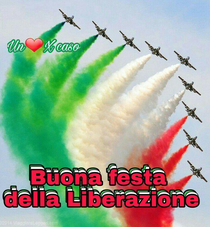 Buona festa della Liberazione