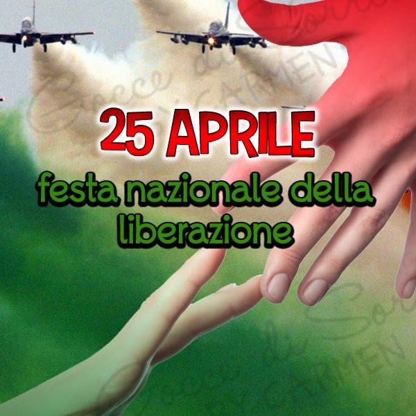 25 Aprile. Festa nazionale della liberazione