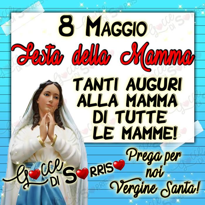 8 Maggio, Festa della Mamma