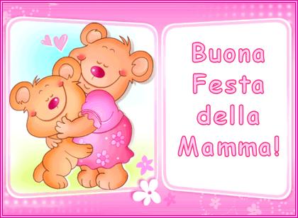Buona Festa della Mamma!