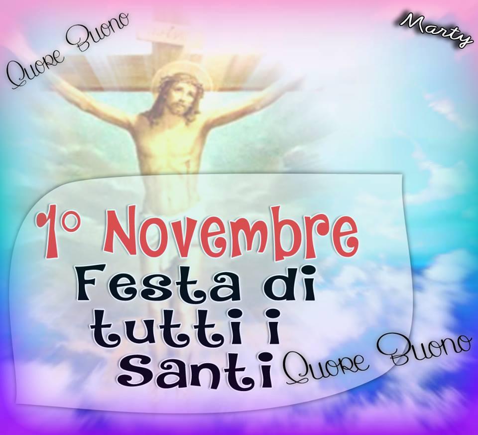 1º Novembre, Festa di tutti i Santi