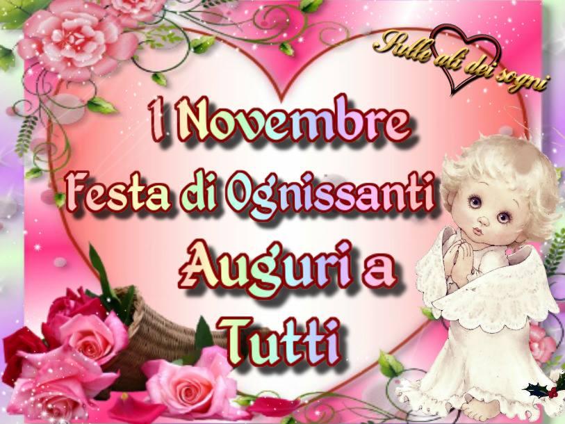 1 Novembre, Festa di Ognissanti
