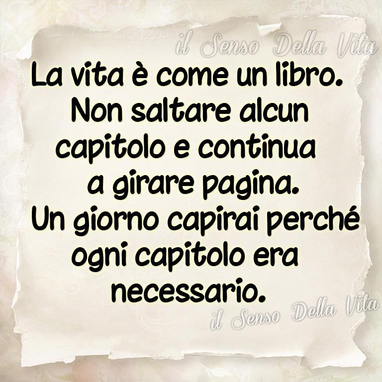 La vita è come un libro