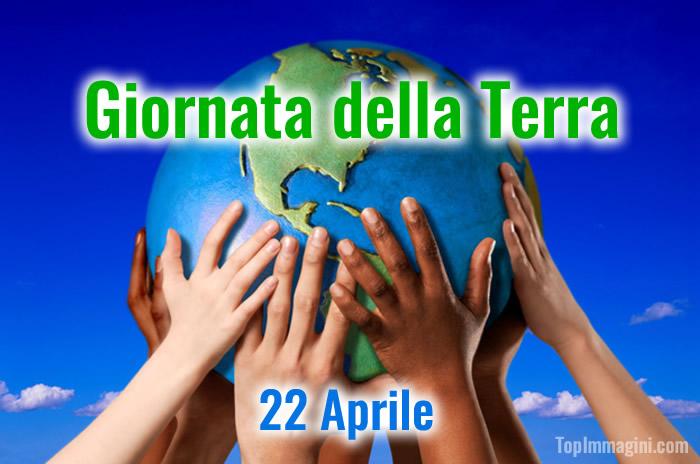 Giornata della Terra, 22 Aprile