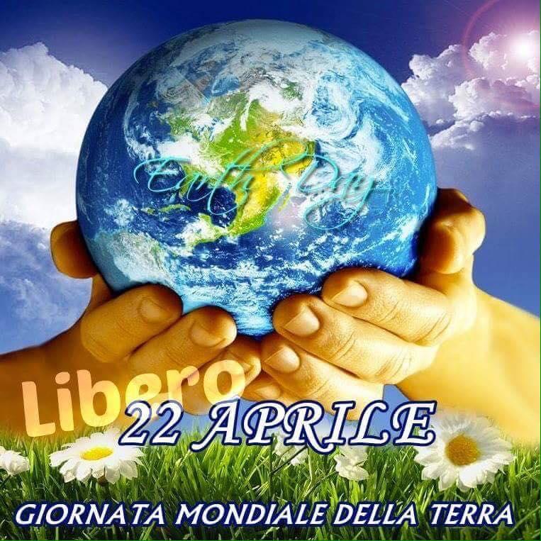 24 Aprile, Giornata Mondiale della Terra