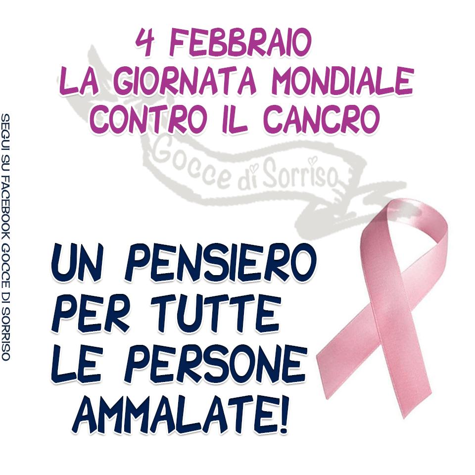 4 Febbraio, La Giornata Mondiale contro il Cancro